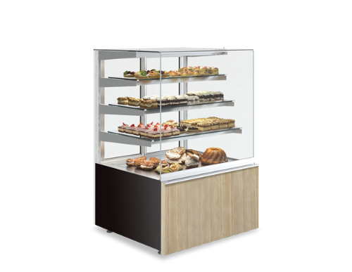 Igloo Cube CU101.3 Patisserie Case 1310 mm wide